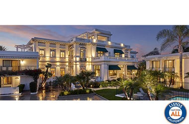 Glorietta Bay Inn from Listos California