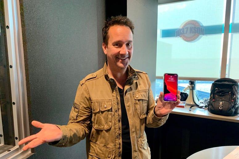 John Gets An IPhone