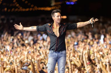 Jake Owen performs onstage during 2018 Stagecoach California's Country Music Festival