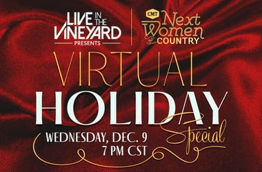 Live in the Vineyard Country Holiday Special