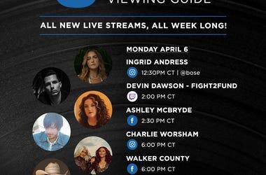 Warner Music Nashville Live Stream Viewing Guide