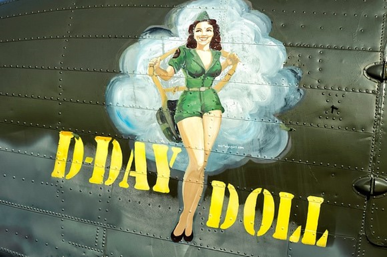 d day doll
