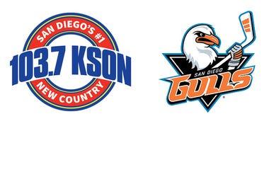 San Diego Gulls KSON