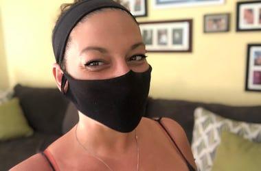 Amber Mask 2