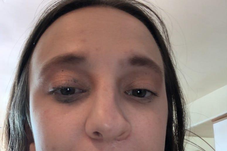 julia makeup