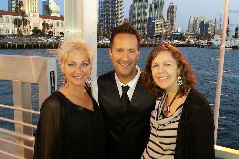 John, Tammy, and Producer Steph