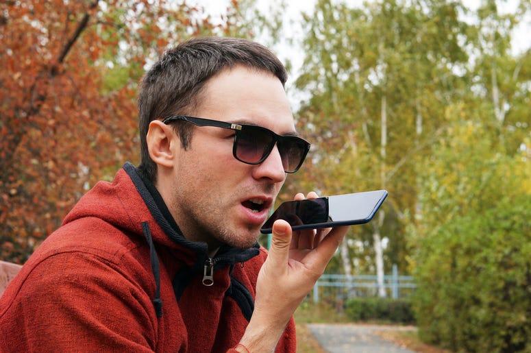 speaker phone