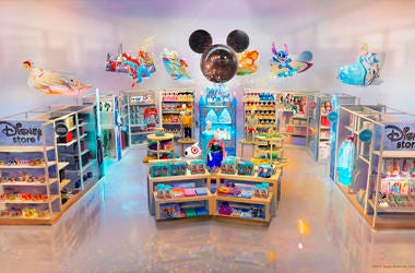 This image provided by Target Brand Inc and Disney shows an artist rendering of a store. Target is hoping to bring the magic of Disney by creating permanent Disney shops at a cluster of its own stores starting this fall. As part of its collaboration with