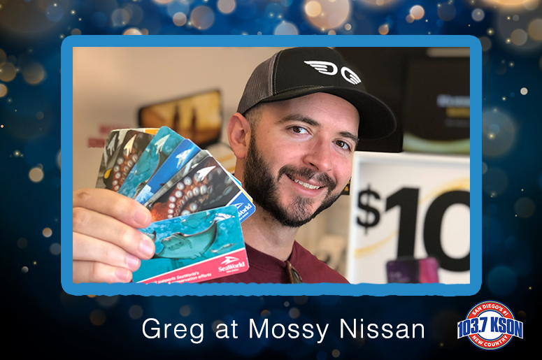 Greg at Nissan