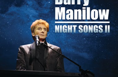 Barry Manilow Night Songs 2