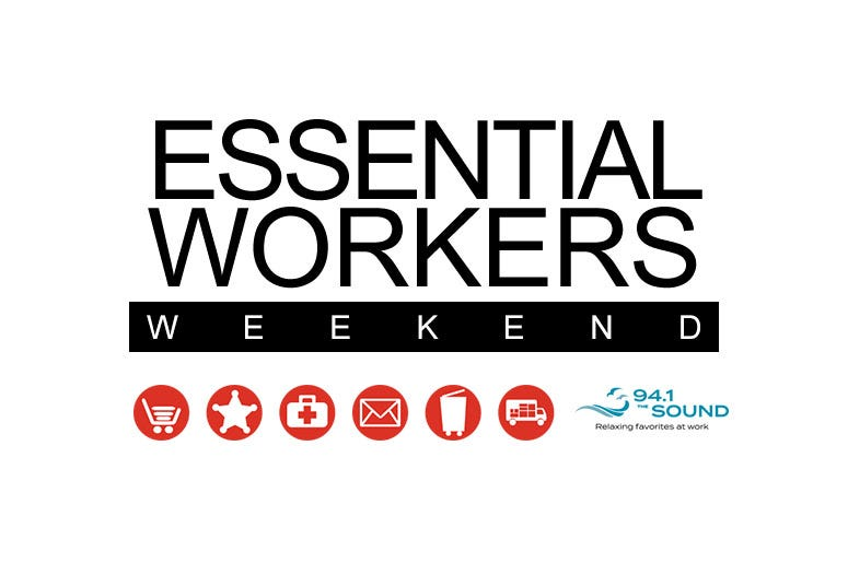 Essential Workers Weekend