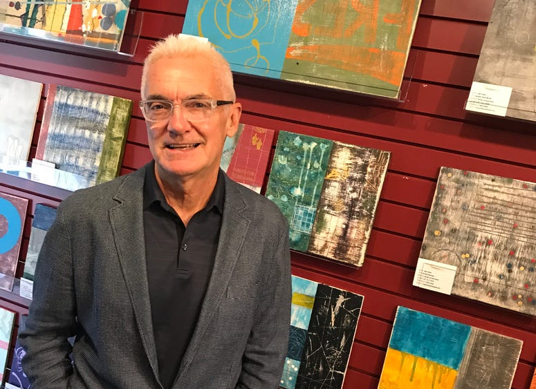 John and his art