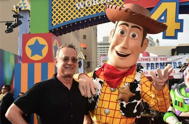Tom Hanks attends the world premiere of Disney and Pixar's TOY STORY 4