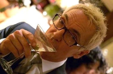 John and a martini