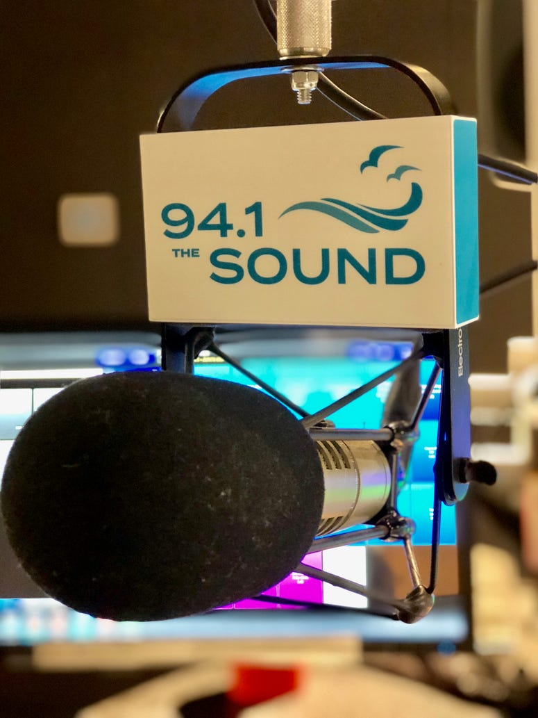 Sound microphone