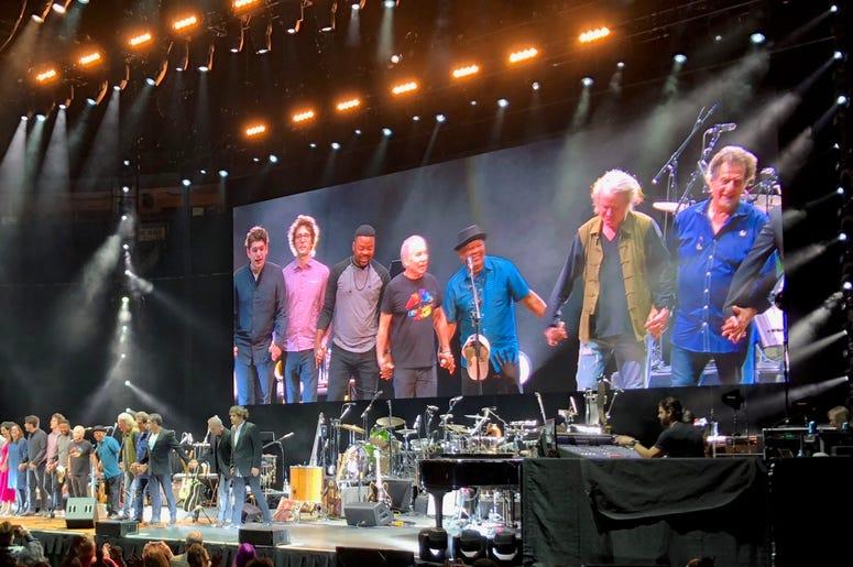 Paul Simon at Key Arena