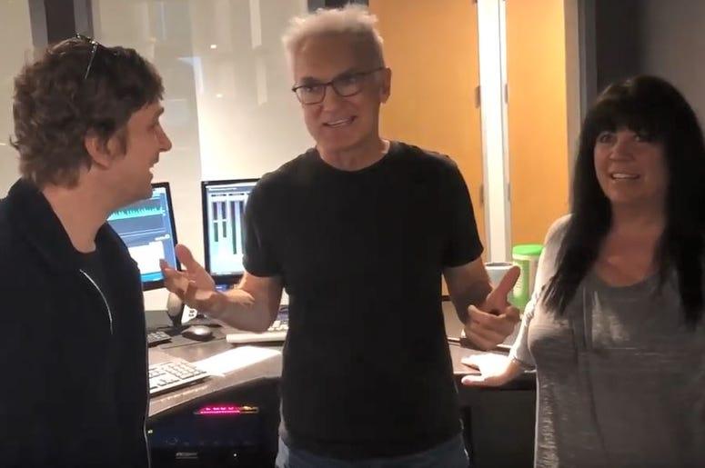 Rob Thomas with John & Jeanne