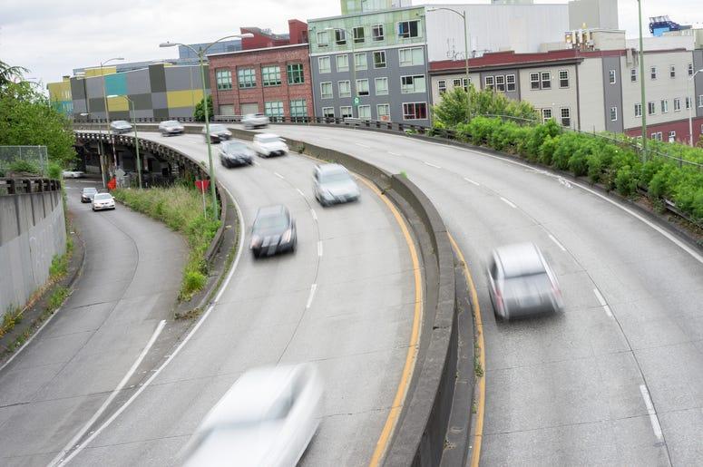 The Alaskan Way Viaduct