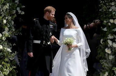 Meghan Markle, Prince Harry, wedding day