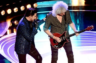 Queen And Adam Lambert