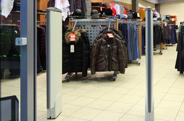 Danger Lurks at Store Entrances