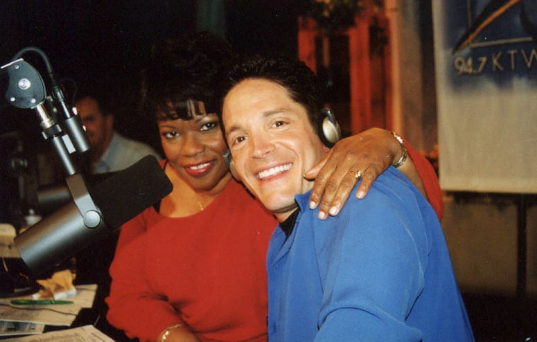 Pat Prescott With Dave Koz