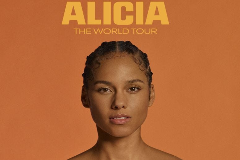 Alicia Keys Tour