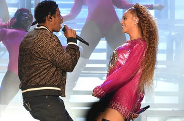 Watch Beyonce and JAY-Z accept the Vanguard Award at the 30th Annual GLAAD Media Awards