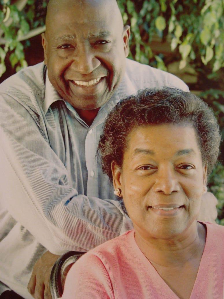 Helen and Bob Singleton