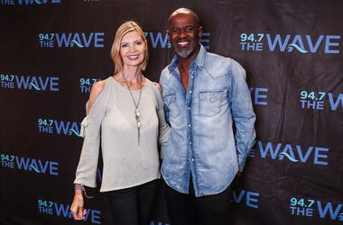 Deborah Howell Interviews Brian McKnight at the SoCal Honda Sound Stage