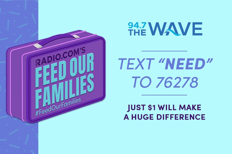 Feed Our Families Wave DL