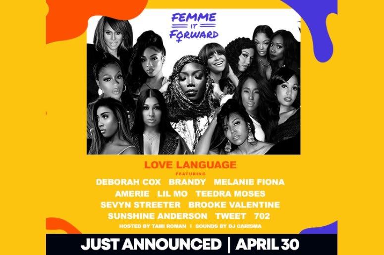 Femme It Forward