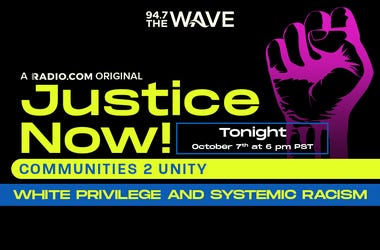 Justice Now: White Privilege and Systemic Racism