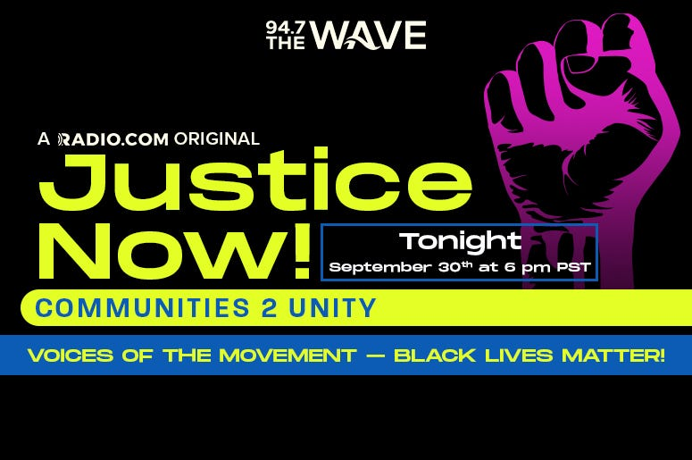 JUSTICE NOW: VOICES OF THE MOVEMENT