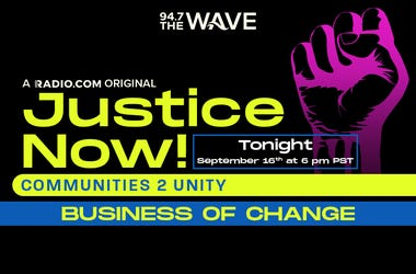Justice Now: Business of Change