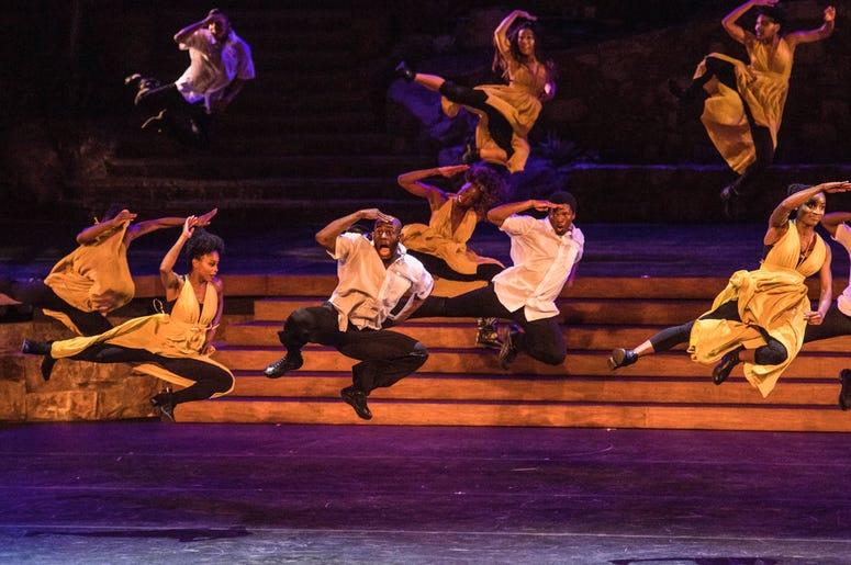 Photo Credit: Lula Washington Theatre Courtesy of the Ford