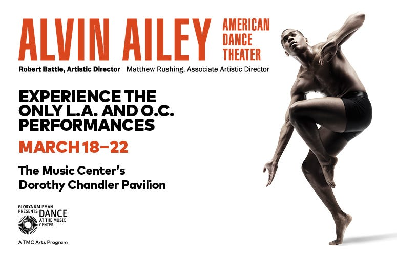 Los Angeles Dance Alvin Ailey
