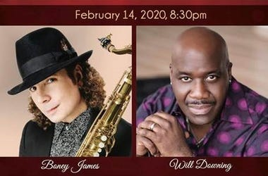 "Rainbow Promotions, LLC Presents ""A Smooth Jazz Valentine's Concert for Friends & Lovers"""