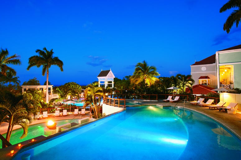 Sandals Jamaica Ochos Rio Resort