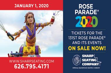 Rose Parade 2020