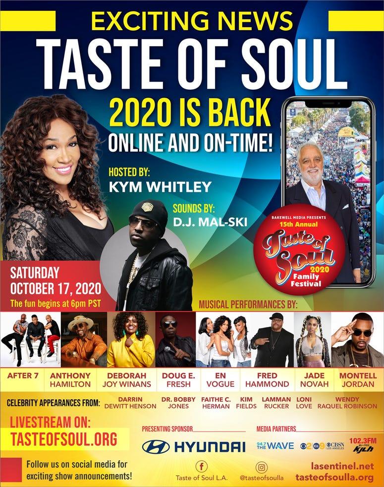 Taste of Soul 2020