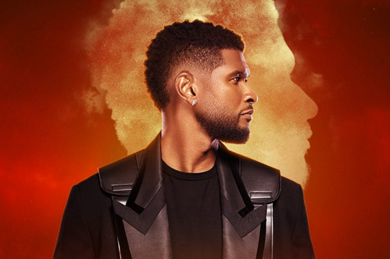 Usher in Vegas