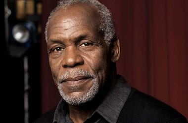 Danny Glover Talks With Pat Prescott