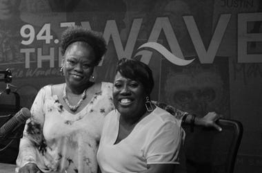 Sheryl Underwood, Of The Talk, Is Honored For Black History Month on 94.7 the WAVE