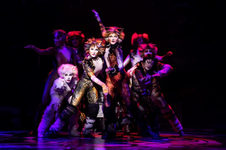 CATS at Pantages Theatre