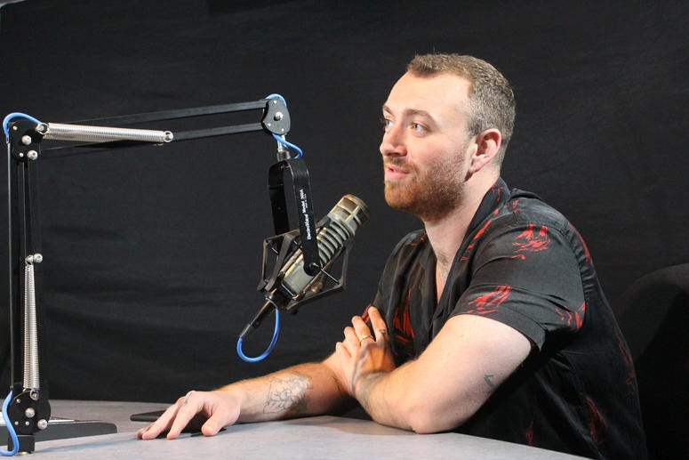 Sam Smith 94.7 The WAVE