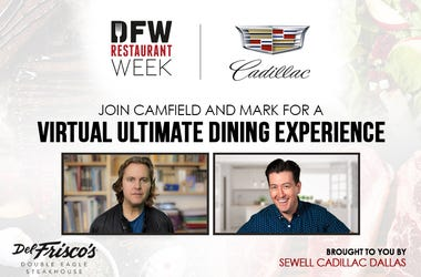 Ultimate Dining Experience – Del Frisco's Double Eagle Steakhouse– Dallas