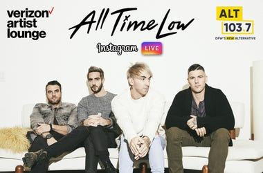 All Time Low IG live