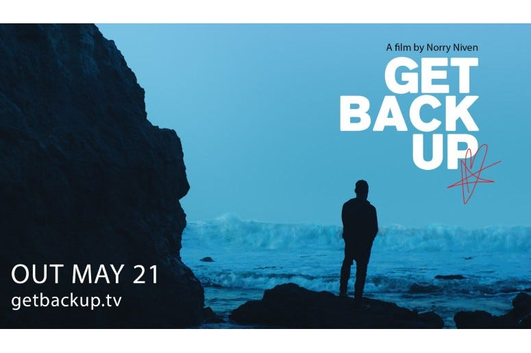 """ALT 103.7 is giving you the chance to see the digital premiere of """"Get Back Up"""""""