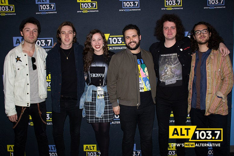 Catfish And The Bottlemen Meet And Greet At ALTerium